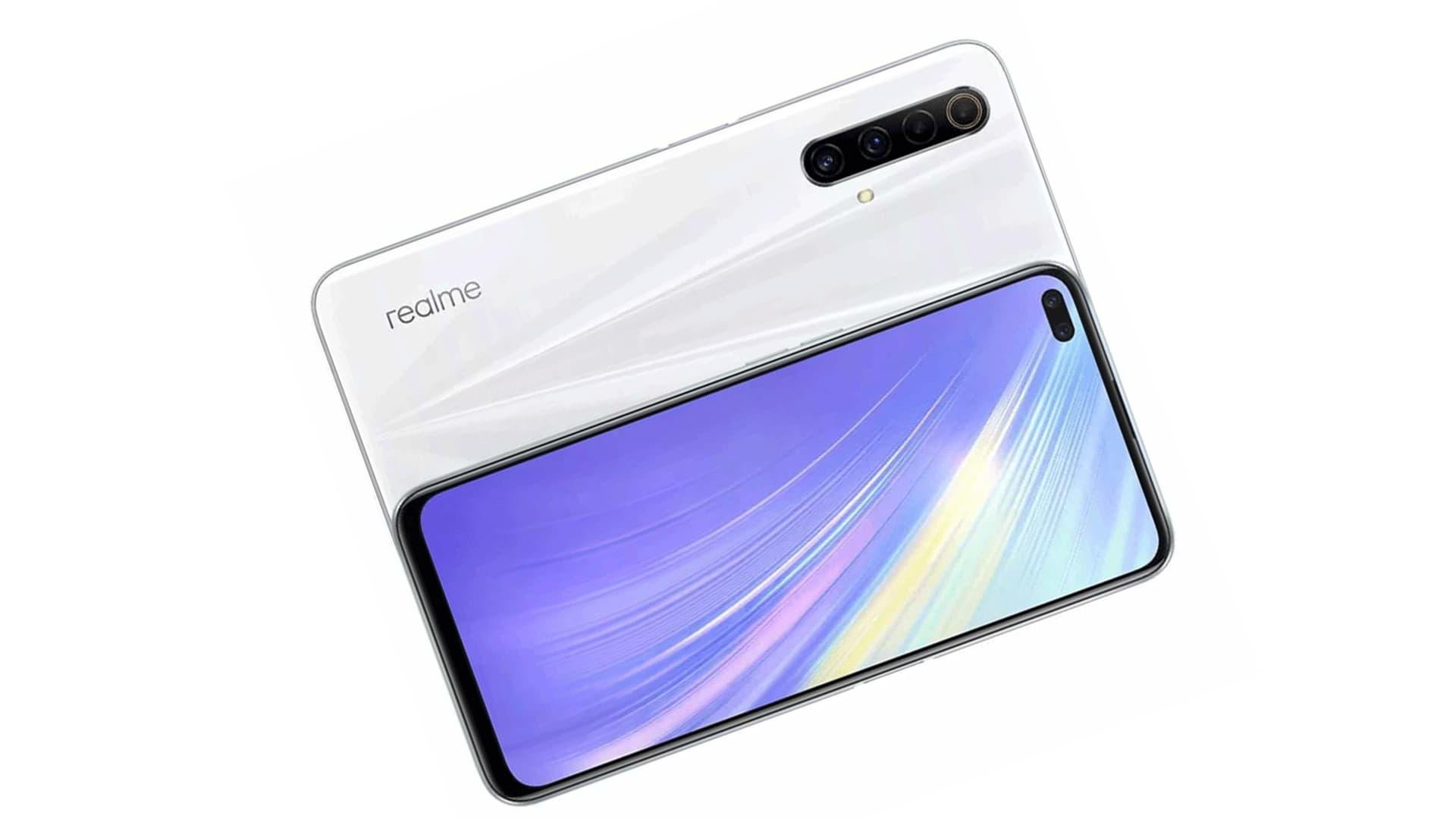 گوشی realme 50m 5G معرفی شد