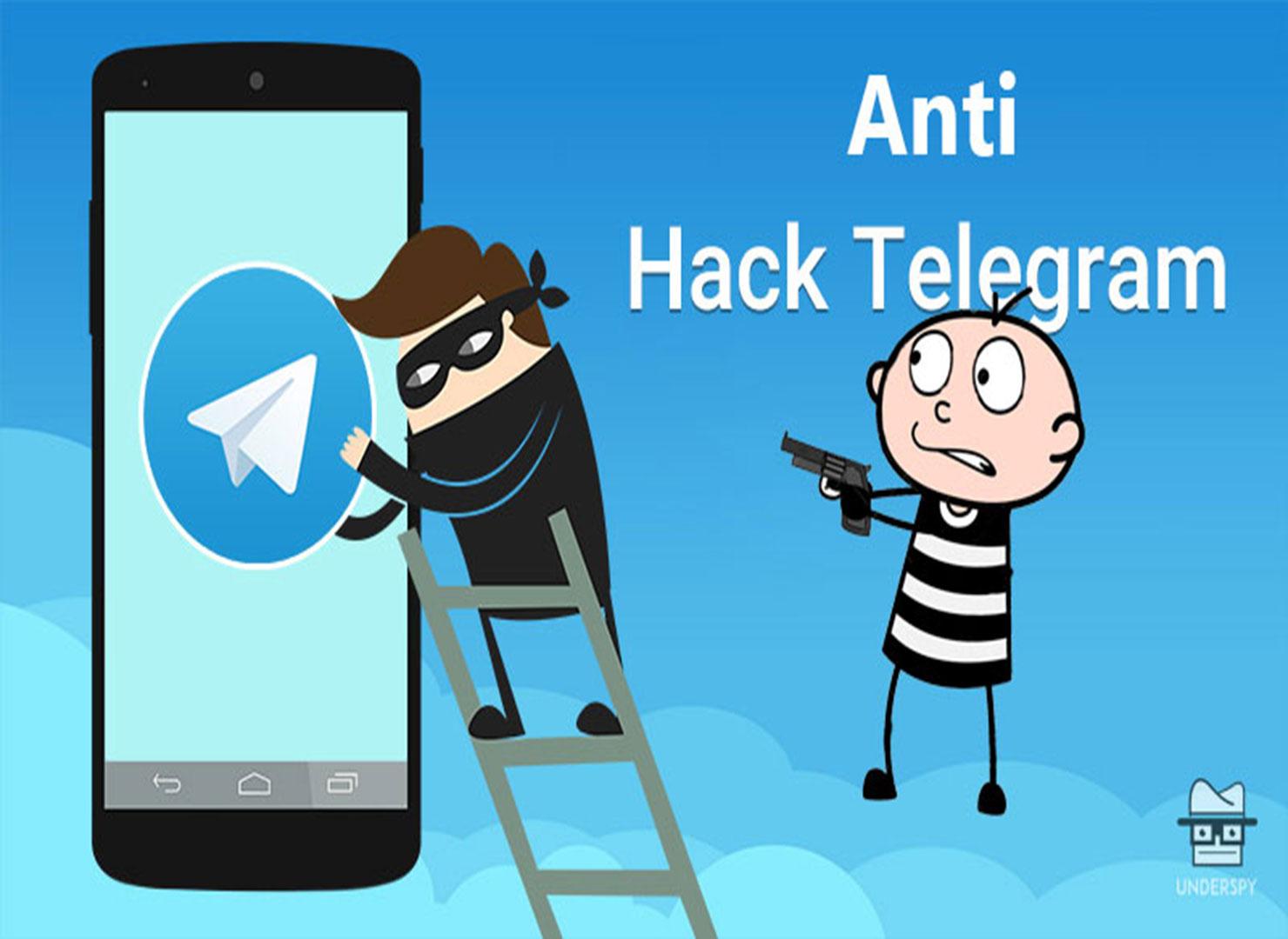 جلوگیری از هک تلگرام و حذف هکر از تلگرام(آموزش تصویری)